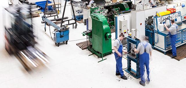 Gépgyártás saját gyártócsarnokunkban