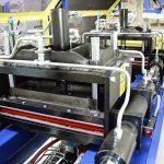 Szénszál erősítésű kompozit alapanyag gyártó gép